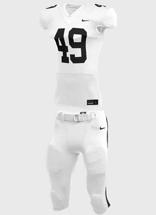 0e73ec0e5 Nike Stock Vapor Untouchable Football Uniform