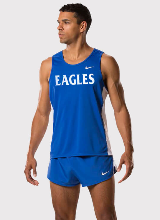 01b289162a5 Nike Digital Race Day Short. CUSTOMIZE. Stock Uniforms. Men s Nike Dry  Miler Running Tank with the Nike Dry Challenger 2 inch Short
