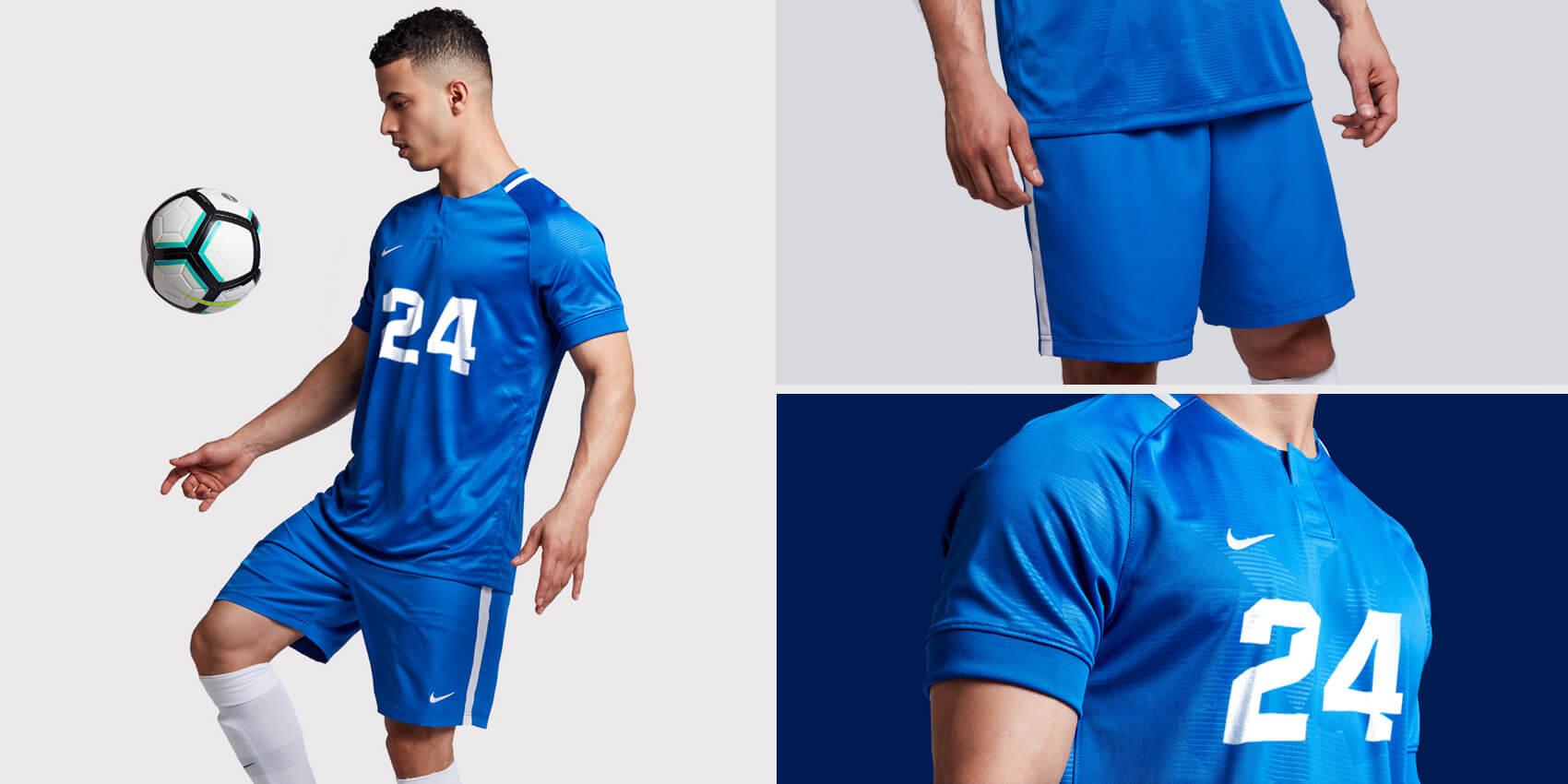 90636704e5eb Men s Soccer Uniforms - Custom Nike Uniforms
